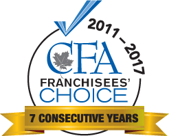 CFA franchie choice 2011-2017