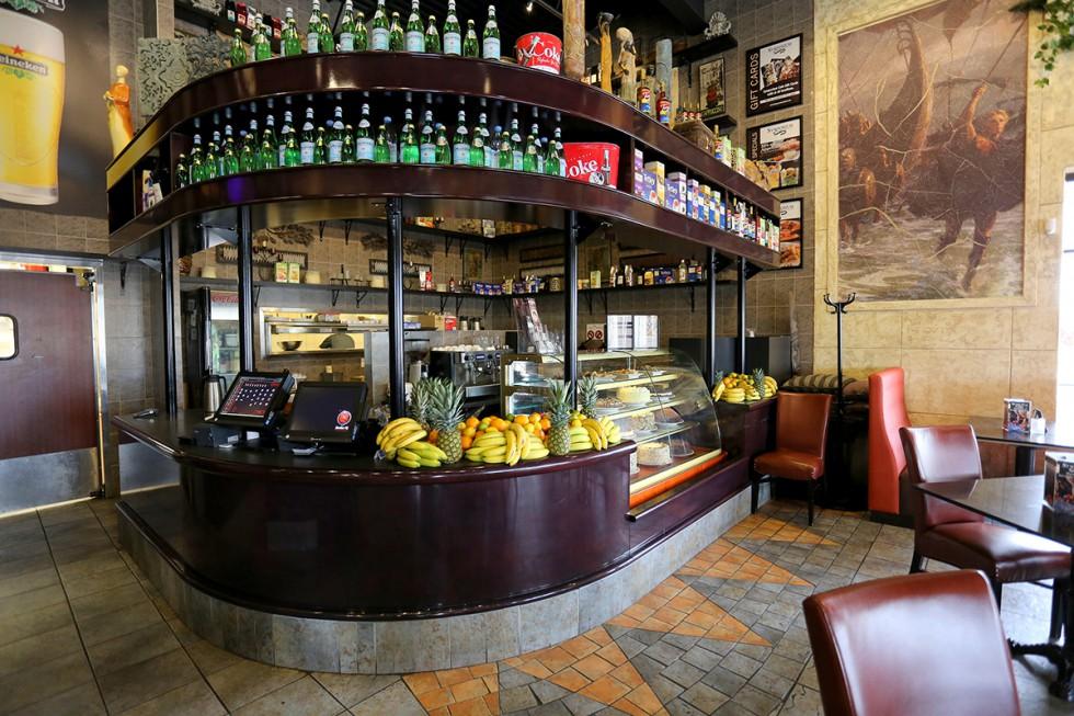 Decor interior photos symposium cafe restaurants