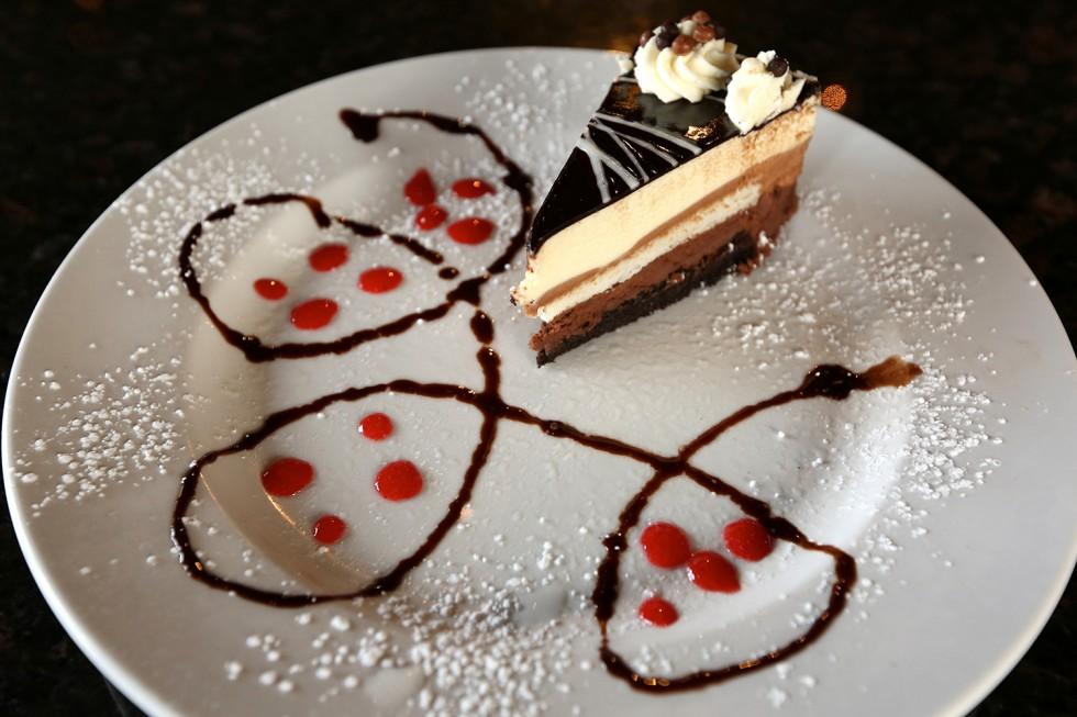 Desserts Menu Photos Images Symposium Cafe Restaurants