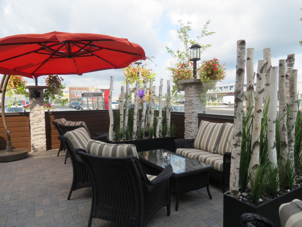 Nice Patios In Vaughan ...
