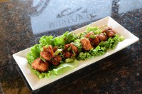 chicken thai bites special appetizer menu