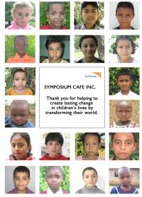World Vision children support