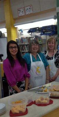 Jean Little School Breakfast Club Canada and Symposium Cafe