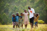 world vision family helping children sponsorship symposium cafe