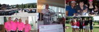 golf tournament annual breast cancer support golfers