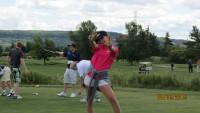 Best volunteer for Charity golf tournament