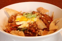 signature dish spicy pad thai customer favourite