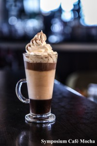 cafe mocha chocolate whipped cream romantic date night