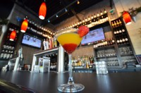 special martini drinks happy hour feature menu