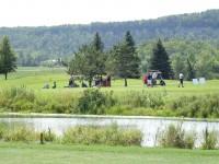 niagara escapment backdrop granite ridge symposium charity golf