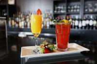 Ajax restaurant mimosa bloody caesar special