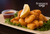 delicious dusted shrimp appetizer menu Ajax Ontario