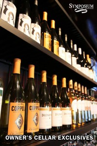 wine selection Ajax restaurant