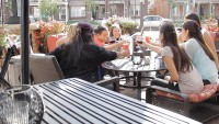 outdoor patio dining ancaster ontario