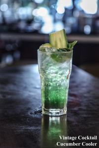 unique cocktail menu recipes Bolton