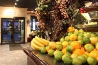 Fresh fruit desserts beverages menu