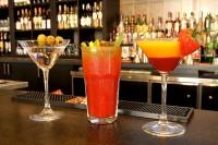 martini cocktail bar selections Bolton restaurant