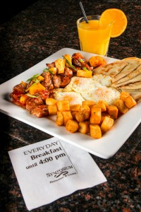 daily breakfast special thornhill restaurant