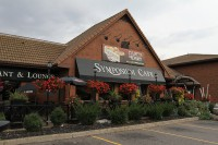 Brantford restaurant outdoor patio dining