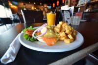 eggs benedict best breakfast London