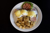 best brunch menu eggs benedict London Ontario