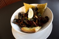mussels appetizer special milton restaurant