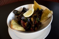 mussels appetizer special Mississauga restaurant