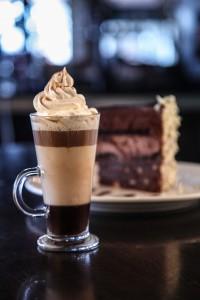 cafe mocha chocolate truffle cake mississauga