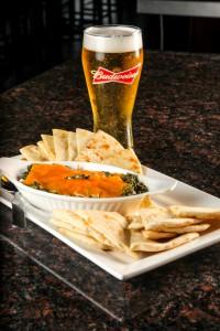appetizer draft beer restaurant meal