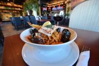 seafood pasta restaurant oakville