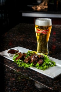 beer and appetizers at stoney creek restaurant