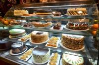 dessert display stouffville restaurant