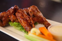 juicy wings appetizer menu waterloo