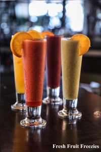 specialty fruit beverage menu
