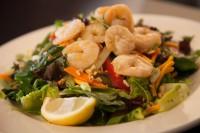 garden salad with shrimp london ontario symposium cafe
