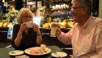 brantfordontario symposium cafe couple celebrating anniversary