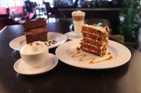 sundays two for one cake slice pic bolton caledon ontario symposium cafe