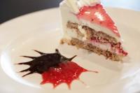 nice pic cake slice