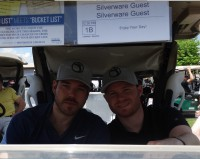 silverware golfers