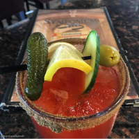 garnish caesar