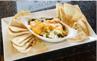 appetizer spinach dip