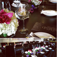 private party menu restaurant