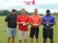 golfers at glencairn milton