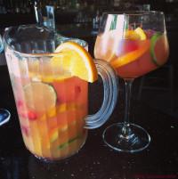 sangria cocktails