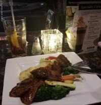 ajax restaurant date night dinner special