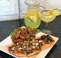 appetizers cocktails restaurant specials flatbread