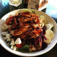 bbq chicken salad healthy choice