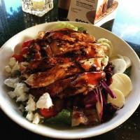 bbq chicken salad healthy choice