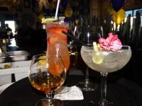 cocktail menu restaurant party