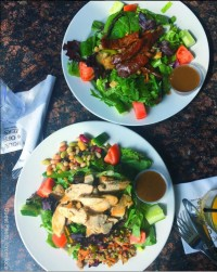 delicious salads with protein
